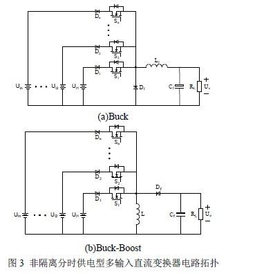 各种直流变换器电路拓扑的原理与特点
